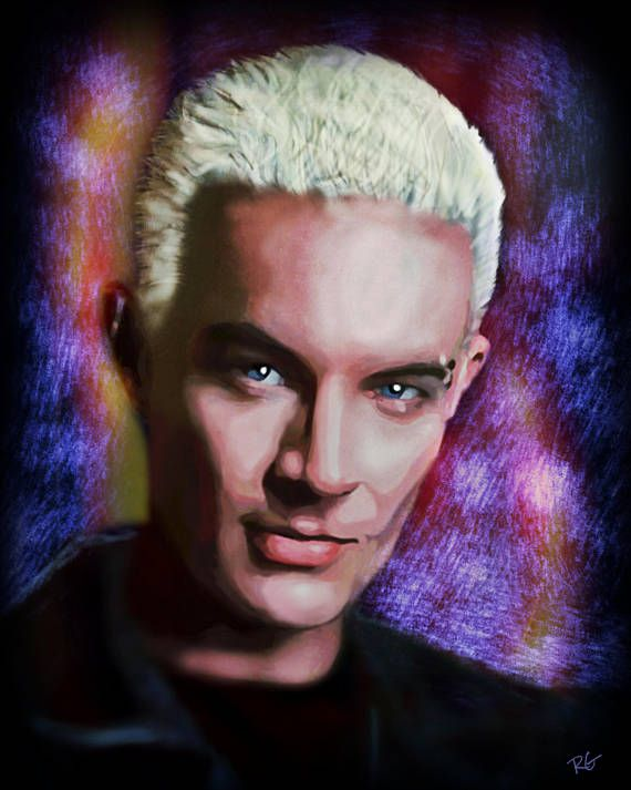 Check out this item in my Etsy shop https://www.etsy.com/ca/listing/545562294/buffy-the-vampire-slayer-spike-william