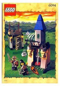 LEGO Knights Kingdom Set #6094 Guarded Treasure