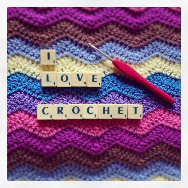 #crochetquestionoftheday Why do you love crochet?