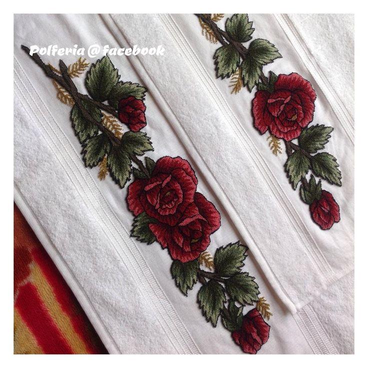Ponto Russo - Rosas