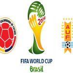 Brasil 2014: Día 16 Por el quincuagésimo partido del mundial Colombia fue demasiado para la garra de Uruguay y va por Brasil