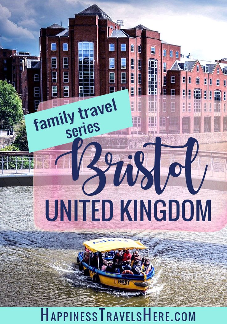 Bristol is a great destination, real travellers share their stories in this family travel series. Use their tips to start planning your own trip. #travel #guestpost #citybreak