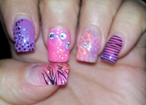 77 best my nails profiles on del prado in cape coral fl images funky nails sept 12 cape coralpradofunky prinsesfo Images