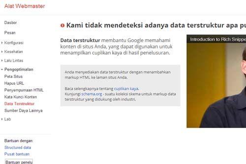 Menanam Meta Tag Data Terstuktur