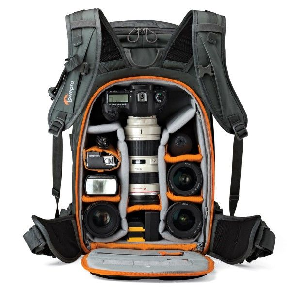 All-Seasons Backcountry Camera Backpack | LowePro Camera bags, backpacks and rolling cases