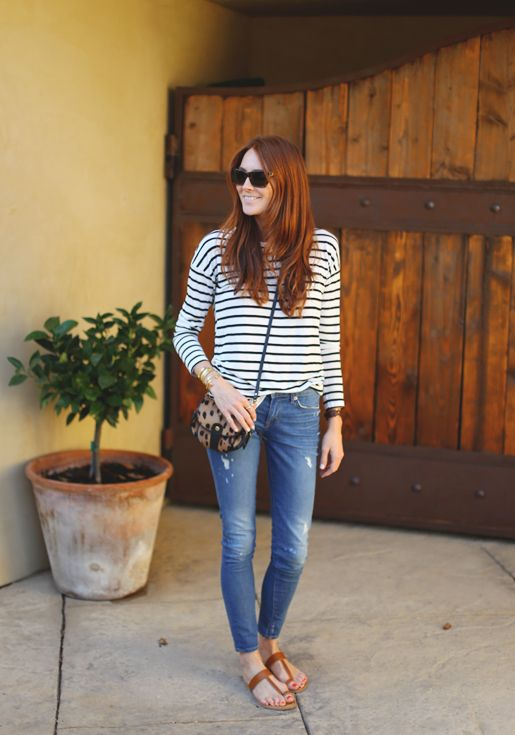 Leopard + Stripes | could i have that?