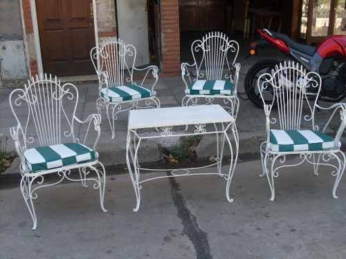 Patio Furniture Wrought Iron Sets - Interior Design Photos Gallery •