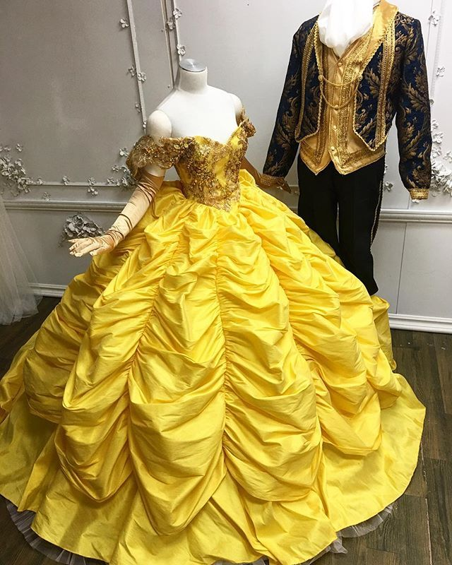 Tale as old as time. I'm dead inside (happiness) !!!