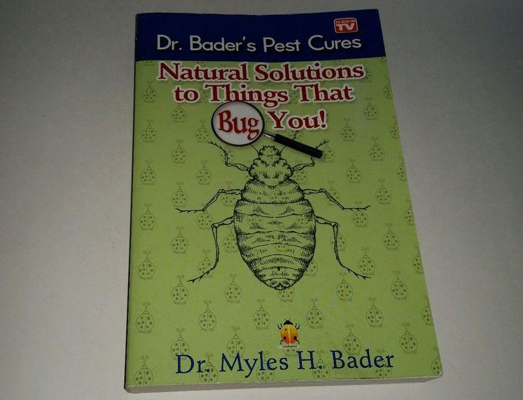Pest Dr Baders Pest Cures border=