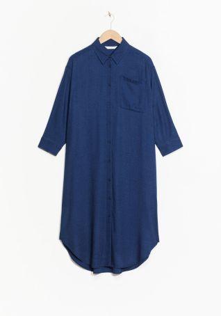 & Other Stories | Tencel Denim Dress