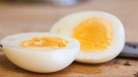 Régime aux œufs durs : Il vous permet de perdre jusqu'à 11 Kg en seulement 14 jours !