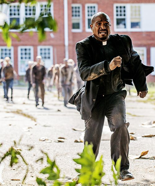 gabriel stokes the walking dead | the walking dead masterpost