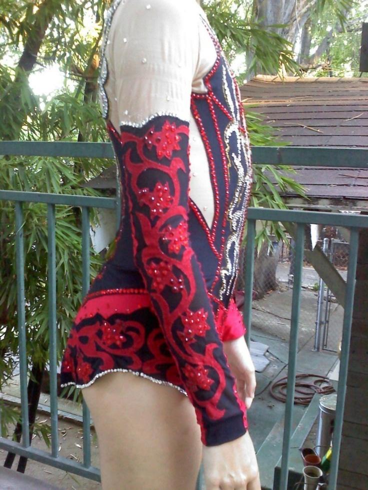 Rhythmic Gymnastics Leotard for 9 12 Year Old   eBay