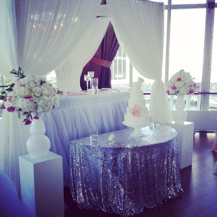 Sparkle head tables