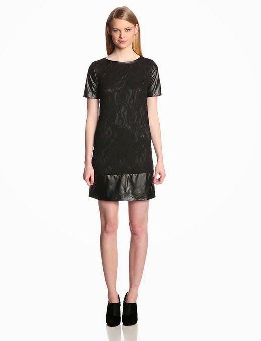 lace shift dress: Laundry By Shelli Segal Lace Shift Dress