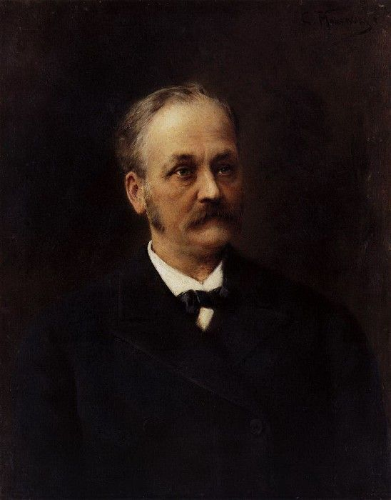Portrait 61. Константин Егорович Маковский