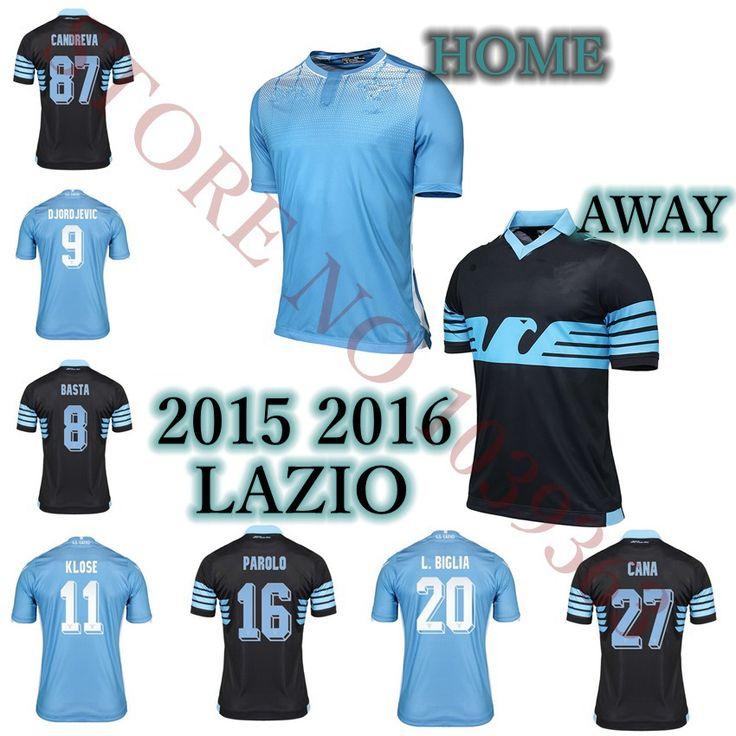 Great item for everybody.   2015 2016 Lazio jersey 15 16 home away thai quality camiseta football shirts KLOSE CANDREVA F.ANDERSON BASTA BIGLIA - US $16.43 http://mysportsoutdoors.com/products/2015-2016-lazio-jersey-15-16-home-away-thai-quality-camiseta-football-shirts-klose-candreva-f-anderson-basta-biglia/