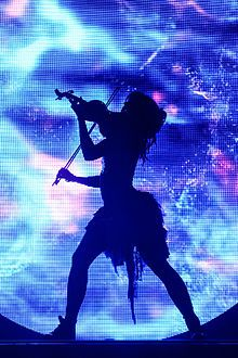 Lindsey Stirling 2014/2015 Tour - Wikipedia, the free encyclopedia
