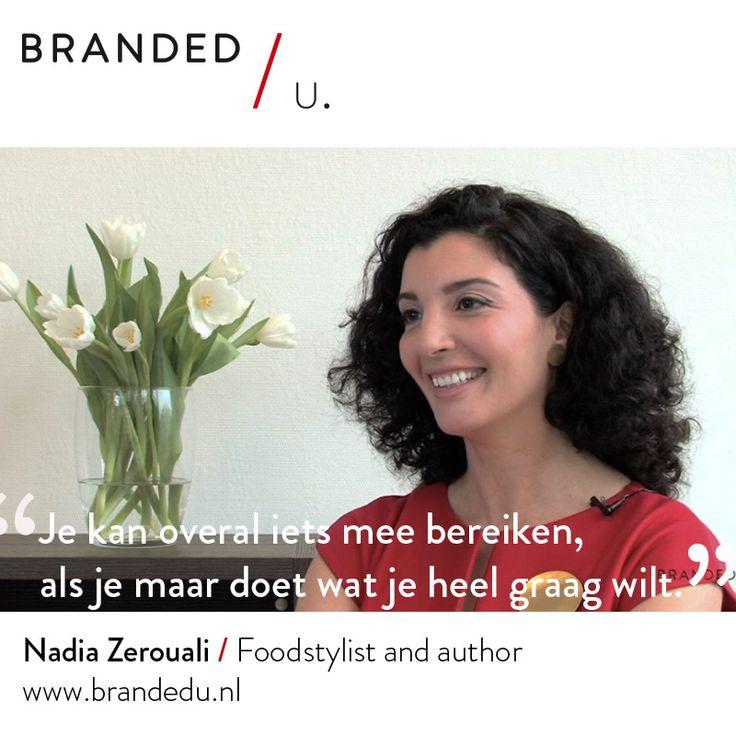 Nadia Zerouali / Foodstylist and author