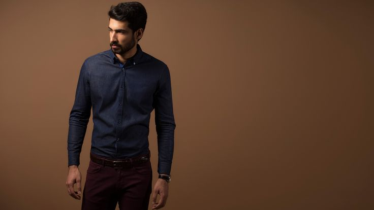 Buy Indigo Art - Formal luxury shirts for men online at Andamen at the best price. Andamen is the leading online portal for premium branded shirts for men in India. Free shipping and 60 days free returns