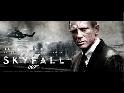 NEW! BOND SKYFALL SONG - SKYFALL Bond Theme by Grizzlee