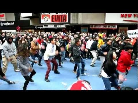 49 Best Flash Mob Videos Images On Pinterest Christmas Carol