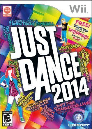 Just Dance 2014 - Nintendo Wii --- http://www.amazon.com/Just-Dance-2014-Nintendo-Wii/dp/B00D7UHT0E/ref=sr_1_28/?tag=triniversalne-20