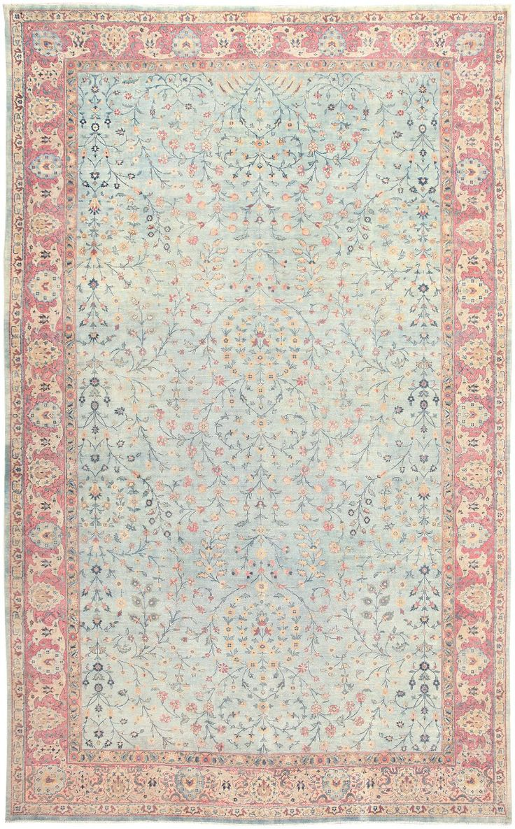 Antique Indian Carpet 46912 Main Image - By Nazmiyal  http://nazmiyalantiquerugs.com/antique-rugs/indian-style/antique-indian-carpet-46912/