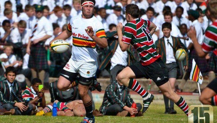 Affies vs Pretoria Boys High - School Rugby