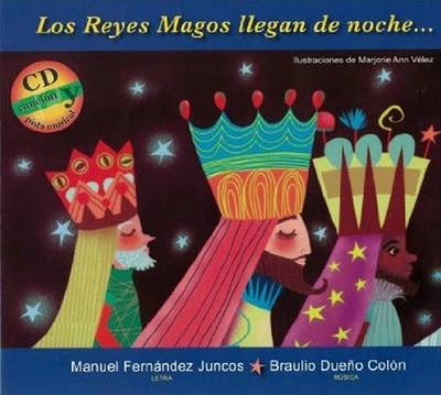 Mommy Maestra: 5 Spanish-Language Books on Los Reyes Magos