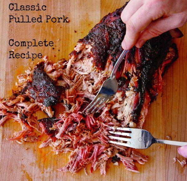 Classic Pulled Pork By Martha Stewart