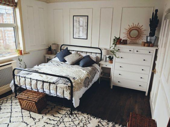 11 Atemberaubende böhmische Innenarchitektur Schlafzimmer so einfach zu tun – S