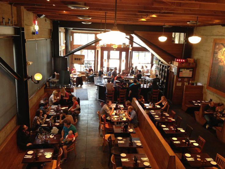21st Amendment Brewery & Restaurant i San Francisco, CA