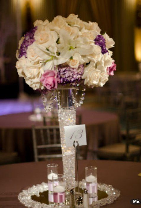 341 Best Images About Tall Medium Sized Centerpieces On