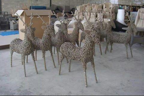 Deer Rattan .  By Hegar production made in Indonesia Cirebon. Pratama.hegar@yahoo.com