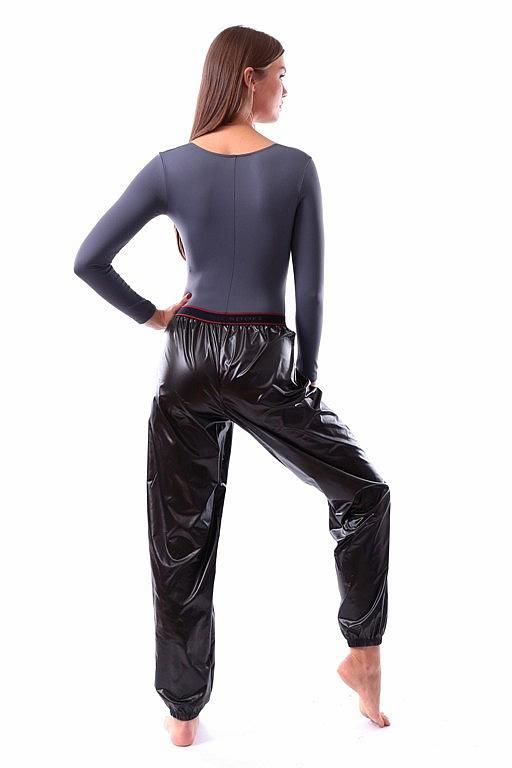Warm up pants - Women - Shiny Sports  642da3747