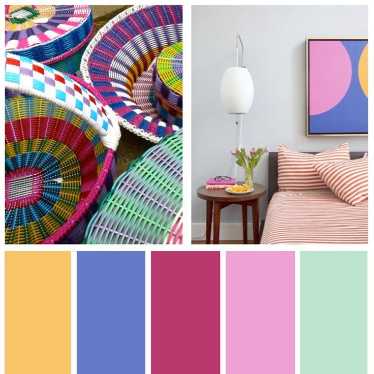 www.lemonbe.com mexico, multi color, canasta, rafia, amarillo, morado, rosa, paleta de colores img_LEMONBE_mexico_color_Sept13