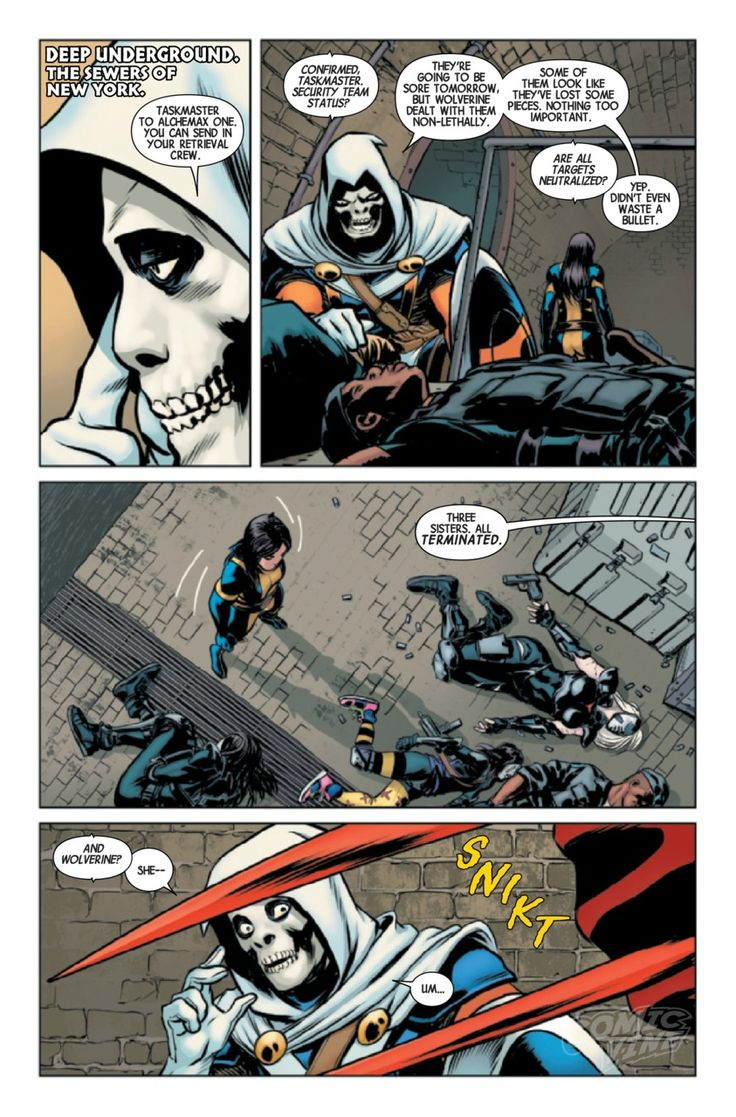 Exclusive Preview: ALL-NEW WOLVERINE #3 - Comic Vine