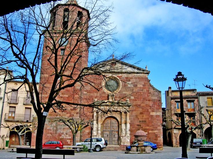L'Església de Santa Maria