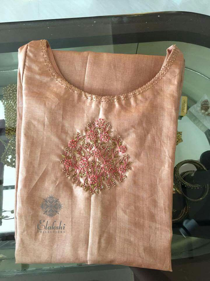 17 best simple hand stich kurti images on pinterest for Descargar embroidery office design 7 5 full