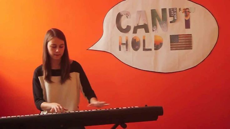 The hottest 2013 hits in one video played on piano and cups!!
