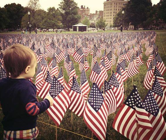 memorial day boston events