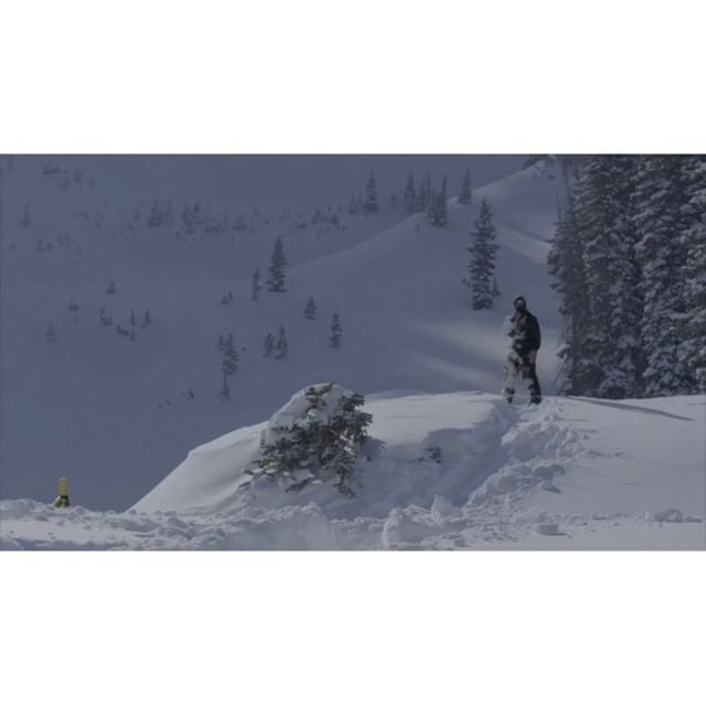 @rodweezy4sheezy full part is out. Pretty much filmed entirely in the Brighton sidecountry. \nClink link in profile to w...