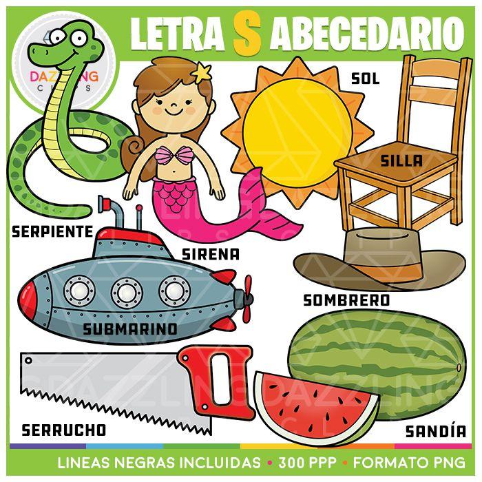 Pin On Spanish Alphabet