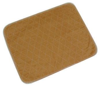 Wasbare onderlegger voor stoel of bed