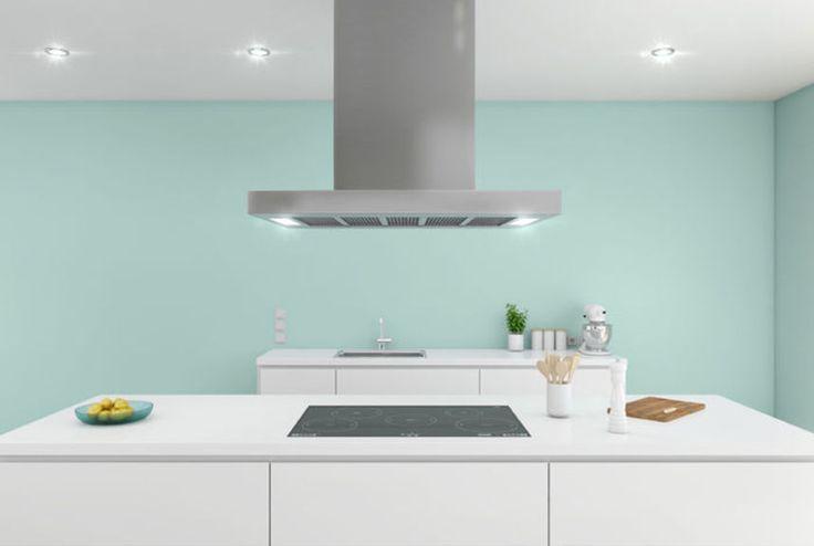 Perle d\'O - Une cuisine lumineuse et fraîche en Vert d\'O | cuisine ...