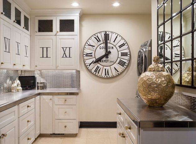 44 Best Images About Large Clocks On Pinterest