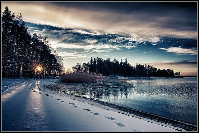 Ruissalo, Finland...I have to visit finland