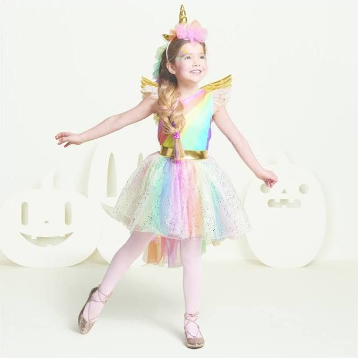kids unicorn costume
