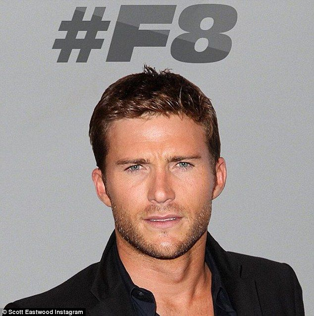 Hashtag F8: Scott Eastwood shares heartfelt words after casting announcement Fast 8 on Mon...
